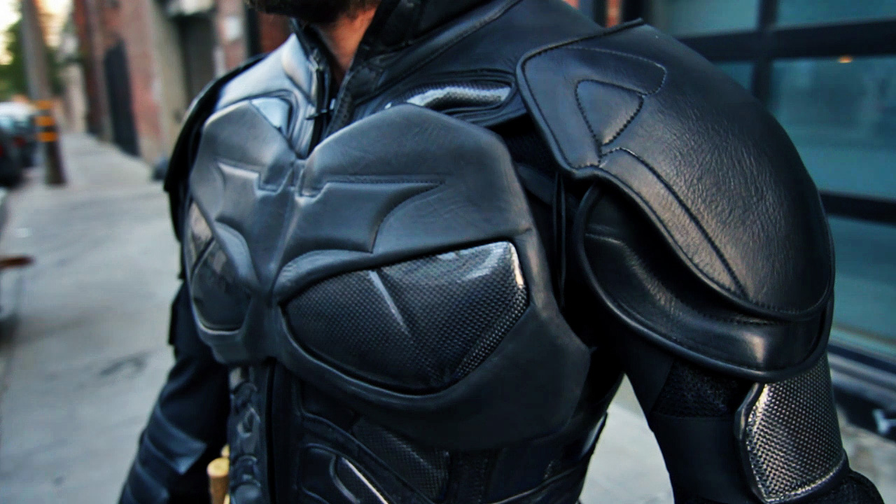 Inside The Batman Motorcycle Suit The Sunday Best A