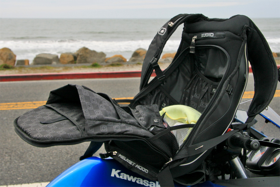 The (im)perfect motorcycle backpack – The Sunday Best, a ...